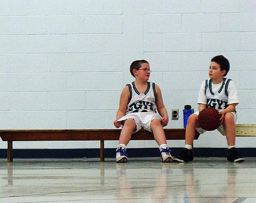 Upoznavanje košarkaša